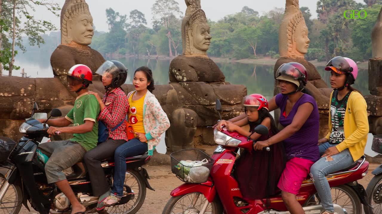VIDÉO - Angkor… et toujours vivant : le témoignage de notre photographe